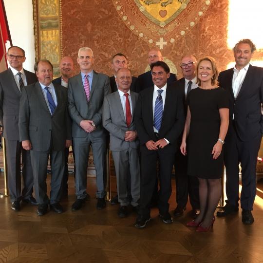 Andrea De Cillia élu Membre du Conseil d'Administration de l'EFCA