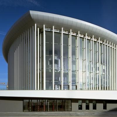 Philharmonie-Salle de concerts Grande-Duchesse Charlotte