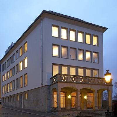 Ilôt A - Réaménagement de l'ancienne Clinique St. Joseph et du Conseil d'Etat