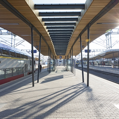 Gare de Luxembourg – Marquises