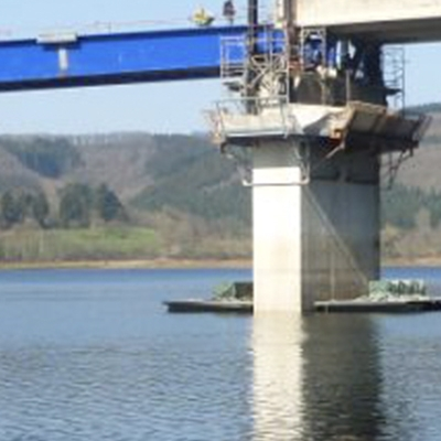 Reconstruction des tabliers des ponts OA498 & OA499