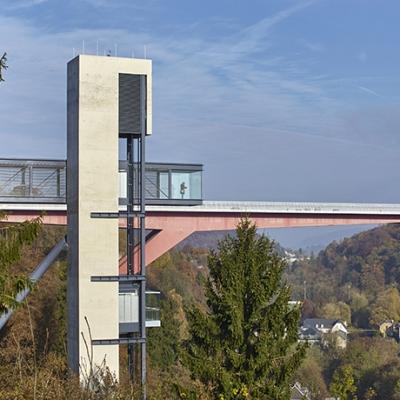 Ascenseur Pfaffenthal