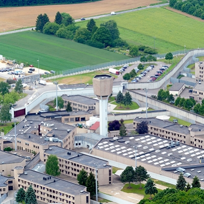 Centre Pénitentiaire à Schrassig