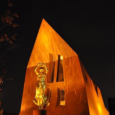 Pavillon luxembourgeois pour l'exposition universelle