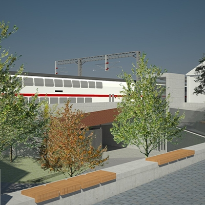 Gare de Rodange