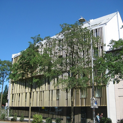Immeuble d'habitation et de commerce - Urban Garden