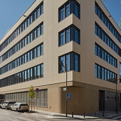 Immeuble administratif Post Mercier