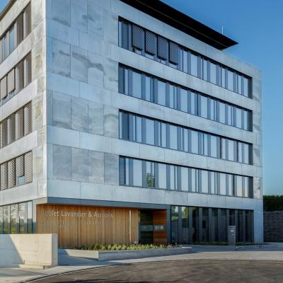 Immeuble de bureau Goblet Lavandier & Associés