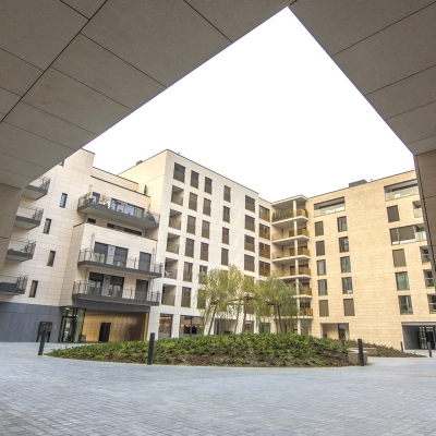 Immeubles résidentiels LOT A1, A2, A3 et A4