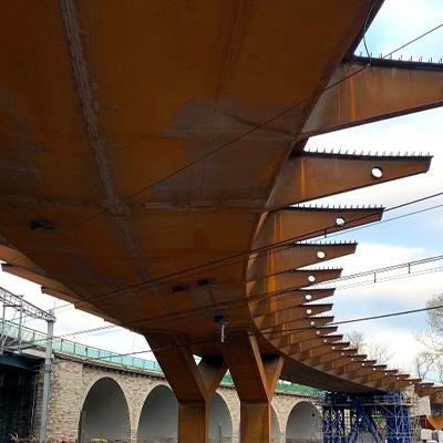 Reconstruction du pont Patton
