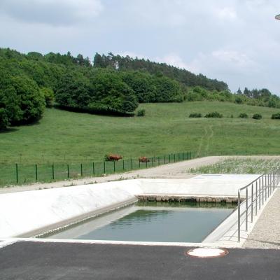 Pflanzenkläranlage Geyershof