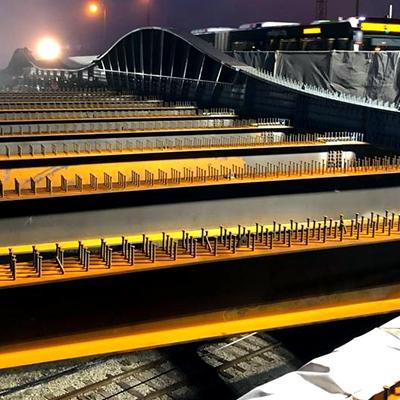 Reconstruction du Pont Buchler