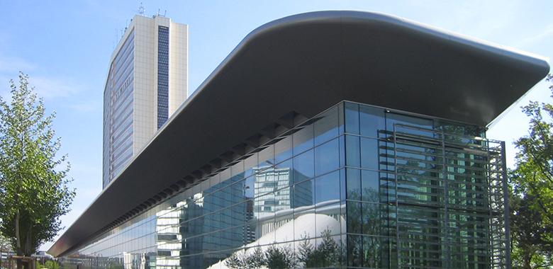 Extension et modernisation du Centre de Conférences