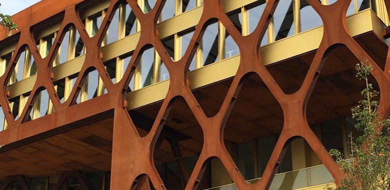 Immeuble de bureaux KPMG