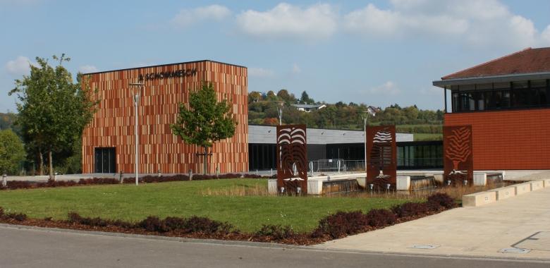 Extension Mairie Niederanven - salle polyvalente