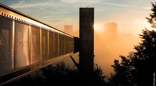 25th World Architecture Award pour le projet ascenseur Pfaffenthal