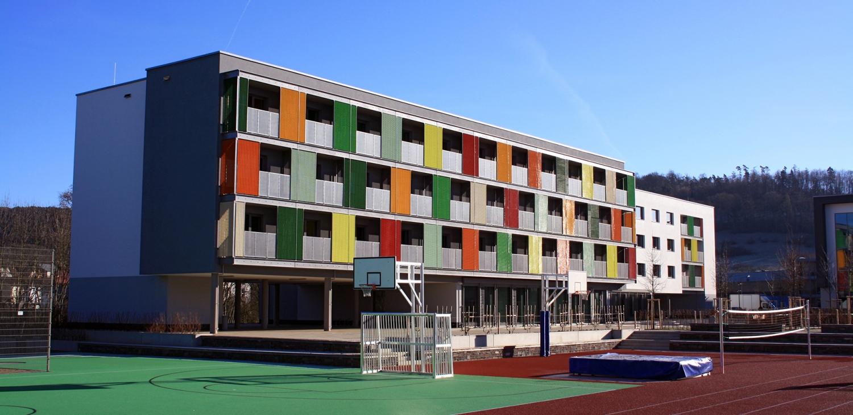 Campus scolaire Mersch