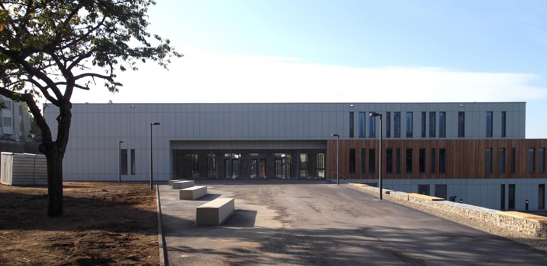 Lycée des Sports Luxembourg